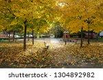 zagreb  croatia   october 25 ...   Shutterstock . vector #1304892982