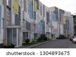 zagreb  croatia   october 25 ...   Shutterstock . vector #1304893675