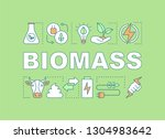biomass energy word concepts...