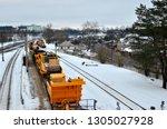 minsk  belarus   02 19 2019 ... | Shutterstock . vector #1305027928