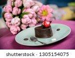 Heart Shaped Dark Chocolate...