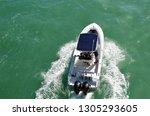 overhead view of a sport...   Shutterstock . vector #1305293605