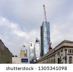 new york  ny   united states  ... | Shutterstock . vector #1305341098