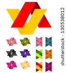 Design Vector Infinite Cross...