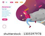 landing page concept of the...