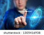 the concept of business ...   Shutterstock . vector #1305416938