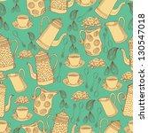 jugs  seamless pattern for... | Shutterstock . vector #130547018