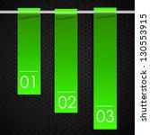 infographics design elements... | Shutterstock .eps vector #130553915
