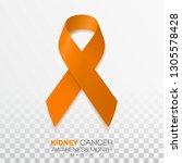 national kidney cancer... | Shutterstock .eps vector #1305578428
