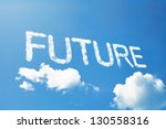 Future Cloud Word