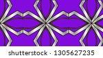 original decision  fashionable...   Shutterstock . vector #1305627235
