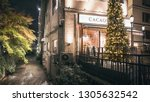 kyoto  japan  november 4  2018  ... | Shutterstock . vector #1305632542