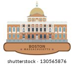 american,architecture,boston,brick,building,cartoon,city,construction,culture,exterior,facade,front,government,hall,house