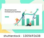 business team work together and ...