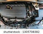bucharest  romania   june 25 ... | Shutterstock . vector #1305708382
