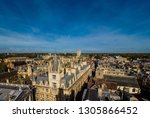 aerial view of the city of... | Shutterstock . vector #1305866452