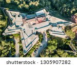 saint philip fortress in... | Shutterstock . vector #1305907282