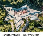 saint philip fortress in... | Shutterstock . vector #1305907285