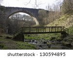 Causey Arch. County Durham....