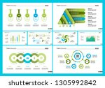 creative business infographic... | Shutterstock .eps vector #1305992842