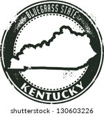 bluegrass state,distressed,frankfort,grunge,kentucky,louisville kentucky,map,outline,rubber stamp,seal,stamp,state,tourism,travel,usa