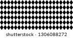 line pattern diamond argyle... | Shutterstock .eps vector #1306088272
