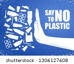 Say No To Plastic. Problem...