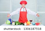 improve culinary skill. welcome ... | Shutterstock . vector #1306187518