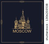 Illustration Of Moscow Saint...