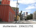 los angeles  ca   usa   2 5... | Shutterstock . vector #1306211752