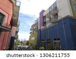 los angeles  ca   usa   2 5... | Shutterstock . vector #1306211755