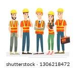 vector illustration of... | Shutterstock .eps vector #1306218472