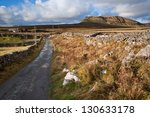 Pennine Way Leading Up To Pen ...