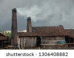 kali asin  semarang  a slump... | Shutterstock . vector #1306408882