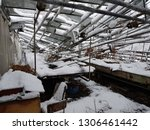 abandoned and neglected...   Shutterstock . vector #1306461442
