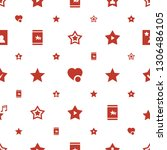favorite icons pattern seamless ...