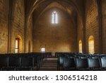 bellapais  cyprus   november 12 ... | Shutterstock . vector #1306514218