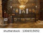 bellapais  cyprus   november 12 ... | Shutterstock . vector #1306515052