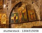bellapais  cyprus   november 12 ... | Shutterstock . vector #1306515058