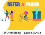 refer a friend big gift box...