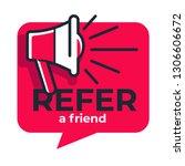 share media information refer... | Shutterstock .eps vector #1306606672