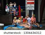 amsterdam  holland   august 4... | Shutterstock . vector #1306636312