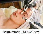 people  beauty  spa ... | Shutterstock . vector #1306640995