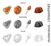 vector illustration of... | Shutterstock .eps vector #1306669585