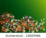 abstract background | Shutterstock .eps vector #13069486