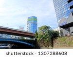 tokyo  japan. 2018 oct 24th....   Shutterstock . vector #1307288608