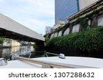tokyo  japan. 2018 oct 24th....   Shutterstock . vector #1307288632