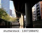 tokyo  japan. 2018 oct 24th....   Shutterstock . vector #1307288692