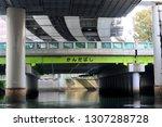 tokyo  japan. 2018 oct 24th....   Shutterstock . vector #1307288728