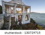 Warden's House On Alcatraz...